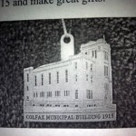 Colfax Municipal Building Restoration Group